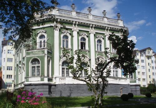 Willa Bianki, Muzeum Drohobyczyna, miejsce części wystaw